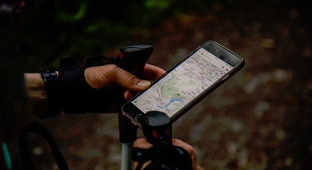 Application ou GPS ?