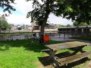 Voyage Rennes – Bourgogne Jour 1