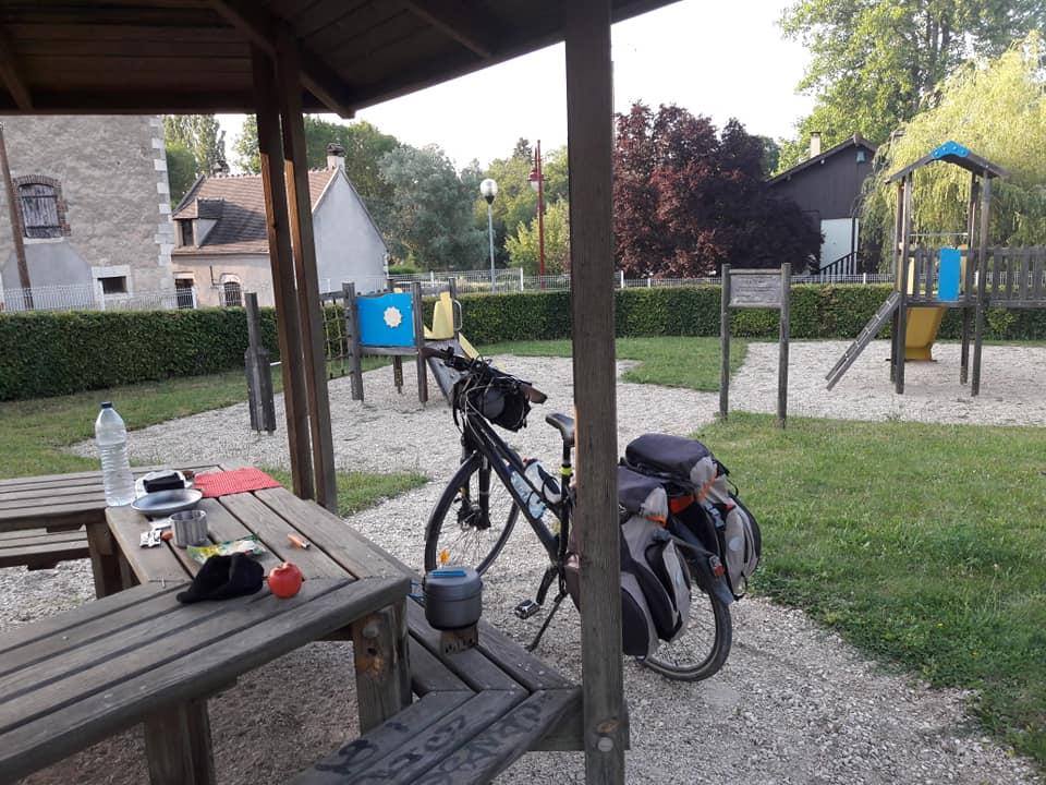 Tour de la Bourgogne à vélo – Jour 2