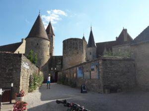 Tour de la Bourgogne à vélo – Jour 5